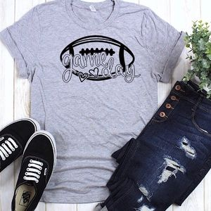 Football Game Day T-shirts